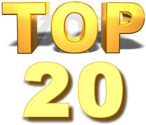 ТОП 20 тематик в GGL.