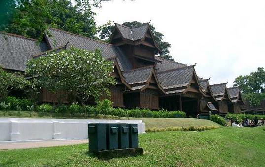 Фото: Красивые дома в Малайзии