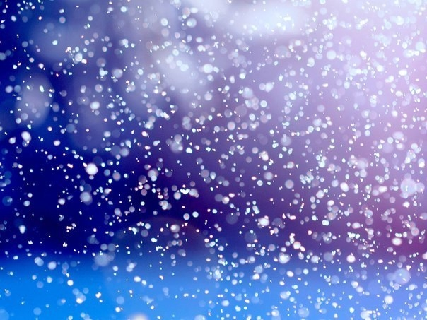 Падающий красивый снег для сайта (HTML код)
